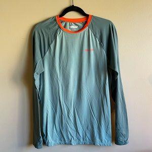 Marmot Color-block Athletic Long-sleeve Shirt